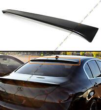 Painted VRS Type Rear Roof Spoiler Wing For Infiniti G37 V36 Sedan 2011-2015