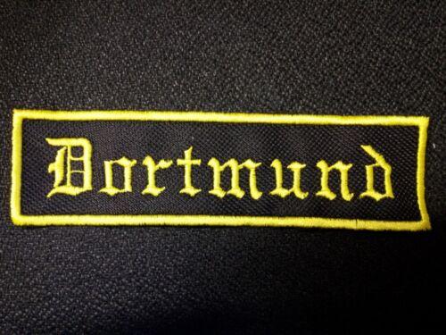 Patch dortmund do NRW parches Patch emblema