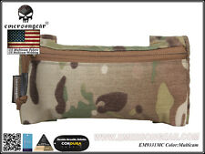 Emerson 18cmX10cm Invader Flat Pocket Pouch (Multicam) EM9331MC