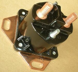 Details about STARTER SOLENOID REPLACEMENT CARQUEST 84010