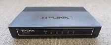 TP-LINK TL-SG1005D 5-Port Gigabit Desktop Switch Switch No AC Adapter
