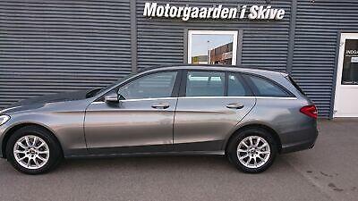 salg af Mercedes C220 d 2,2 Business stc. aut. - 2016
