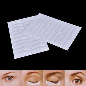 40-Pcs-of-Eyelash-Pad-Lash-Extension-Tinting-Under-Eye-Lint-Free-Pads-Patches-Wm