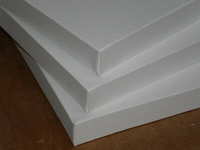 """1.5/"""" Stretched Artist Canvas Primed 30x40 Pack of 5 BULK DISCOUNT FREE SHIPPING"""