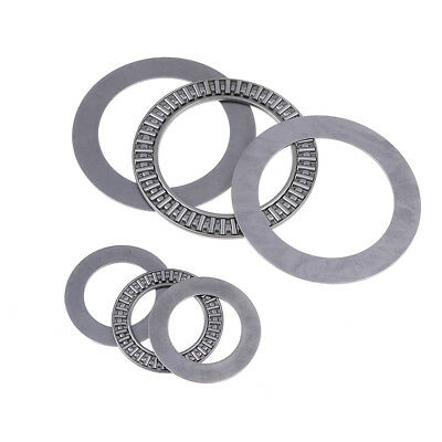 1pcs 65 x 90 x 3mm AXK6590 Thrust Needle Roller Bearing With Two Washers Each