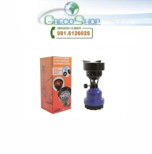 Gas cooker Camping Powered Cartridge Polyflame-Shisha Champ