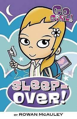 1 of 1 - Go Girl! #1 Sleep-over! by Rowan McAuley (Paperback, 2005)