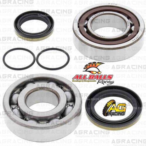 All Balls Crank Shaft Mains Bearings /& Seals For KTM SX 150 2009 09 Motocross