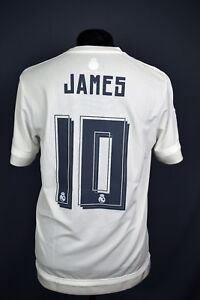 e69d370ab 5+ 5 James Rodriguez real madrid jersey SMALL shirt adidas original ...