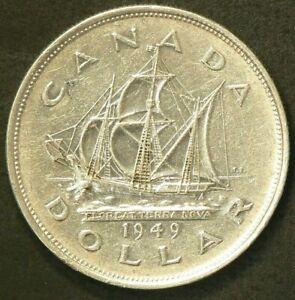 1949-Canada-1-Dollar-Silver-5772
