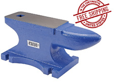 ANVIL Extremely Rugged Round Horn 55 LB BLACKSMITH Cast Iron FREE SHIPPING