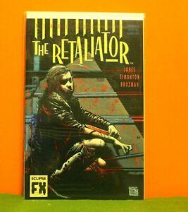 RETALIATOR-2-ECLIPSE-1992-BUY-1-COMIC-GET-1-COMIC-FREE-FREE-SHIP