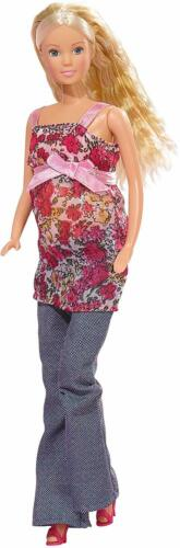 Steffi Love Pregnant Doll Simba 105734000 With Baby and Accessories