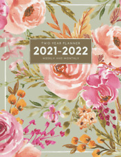 2021 2022 Daily Planner Appointment Book Monthly Refil Orginizer Calendar 2 Year