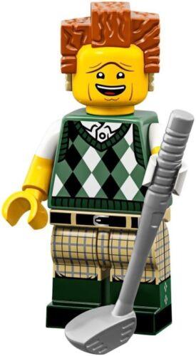 NEW The LEGO Movie 2 Mini Figure 71023 Gone Golfin/' President Business