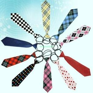 Bow-Tie-Necktie-Polyester-for-Children-Boys-School-Wedding-Party-Formal-Pageant