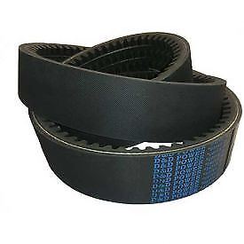 D/&D PowerDrive 3VX520//08 Banded Belt  3//8 x 52in OC  8 Band