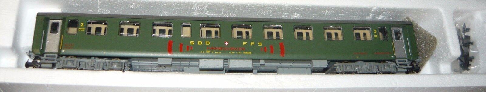 Sachsenmodelle 14454, Radio messwagen delle SBB epoca, 4, 4012274144548 h0, neu&ovp