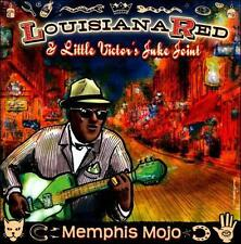 Louisiana Red And Little Victor's Juke Joint Memphis Mojo CD