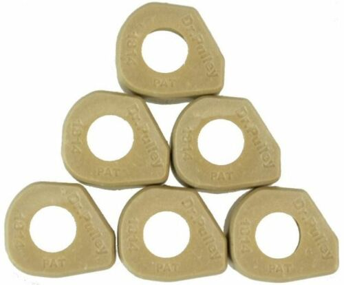 Taotao Baja Dr Pulley Sliding Weights 18x14 Buddy GY6 Scooters 150cc 13g