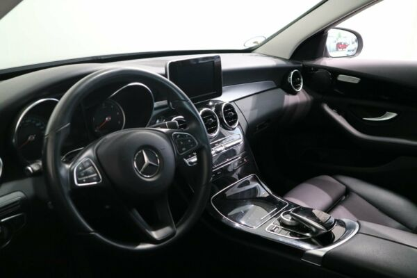 Mercedes C220 d 2,2 Business aut. - billede 2