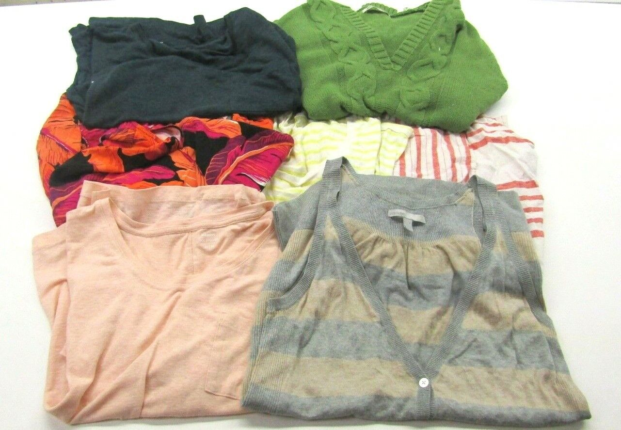 Old Navy Women's Medium Mixed Styles & colors Tops Blouses Lot of 7