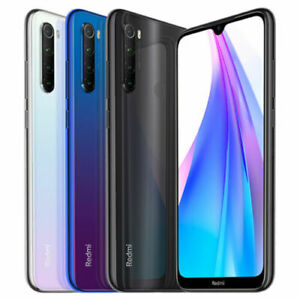 Xiaomi Redmi Note 8T 4GB 64GB 48MP NFC Smartphone 6,3'' 4000mAh Global Versión