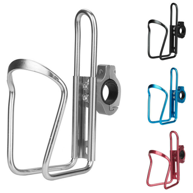 Aluminum Holder For Road Bikes Cage Handlebar Bicycle Bike Cycling Water Bottle