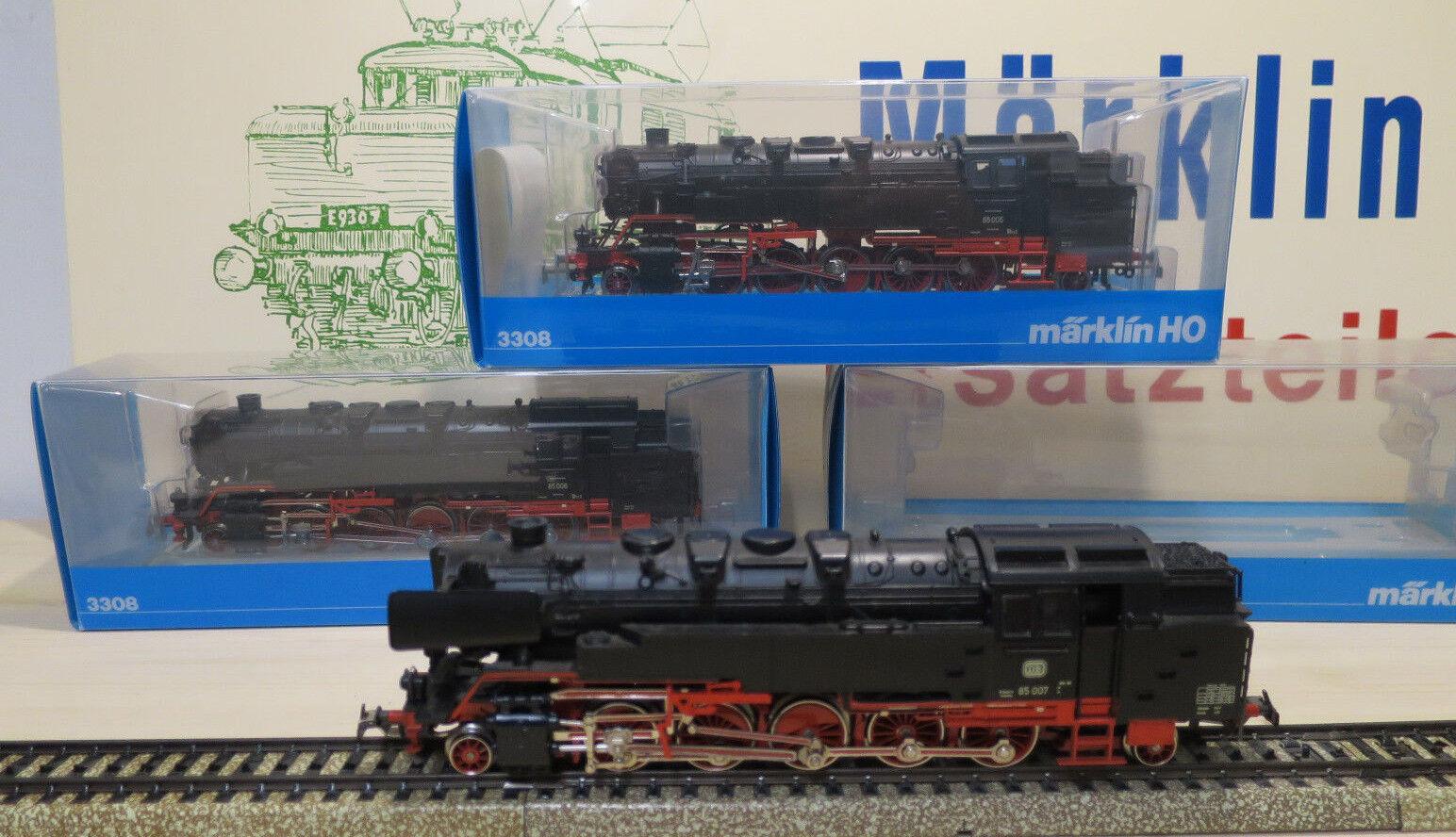 (mb).rklin 3308 - digital - analogen 3309 br85 getestet und bedient ovp zur auswahl