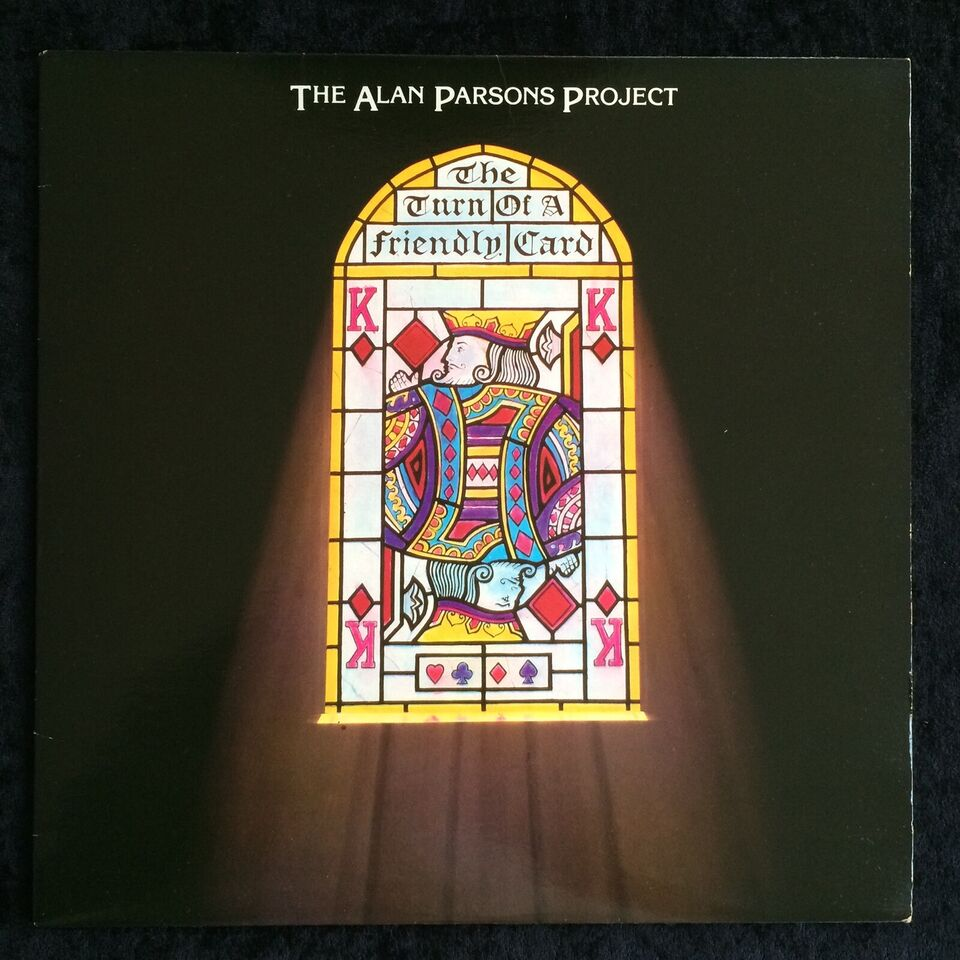 LP, The Alan Parsons Project, The Turn Of A Friendly