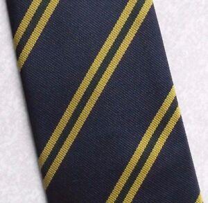 Vintage Cravate Homme Cravate Crested Club Association Société Célèbre De Cheltenham-afficher Le Titre D'origine Garantie 100%