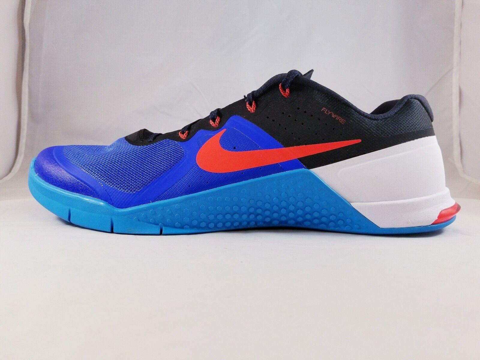 Nike metcon 2 uomini cross, scarpa 819899 464 numero 13