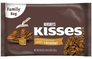 Image Is Loading New Hershey 039 S Kisses Milk Chocolate Filled