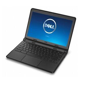 """Dell Chromebook 11 3120 P22T 11.6"""" Intel Celeron N2840 2.16GHz 4GB 16GB SSD HDMI"""