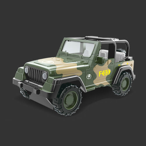 Die-cast Metal 1:64 Military Camo Army Car Truck Tank Helicopter Model Toy