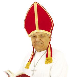 Kopfbedeckung Papst