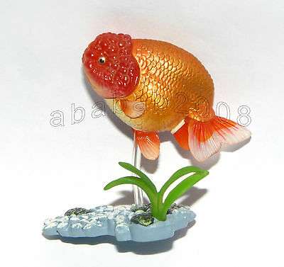Yujin Aquarium goldfish fish figure Part.1 - RanChu (one figure )