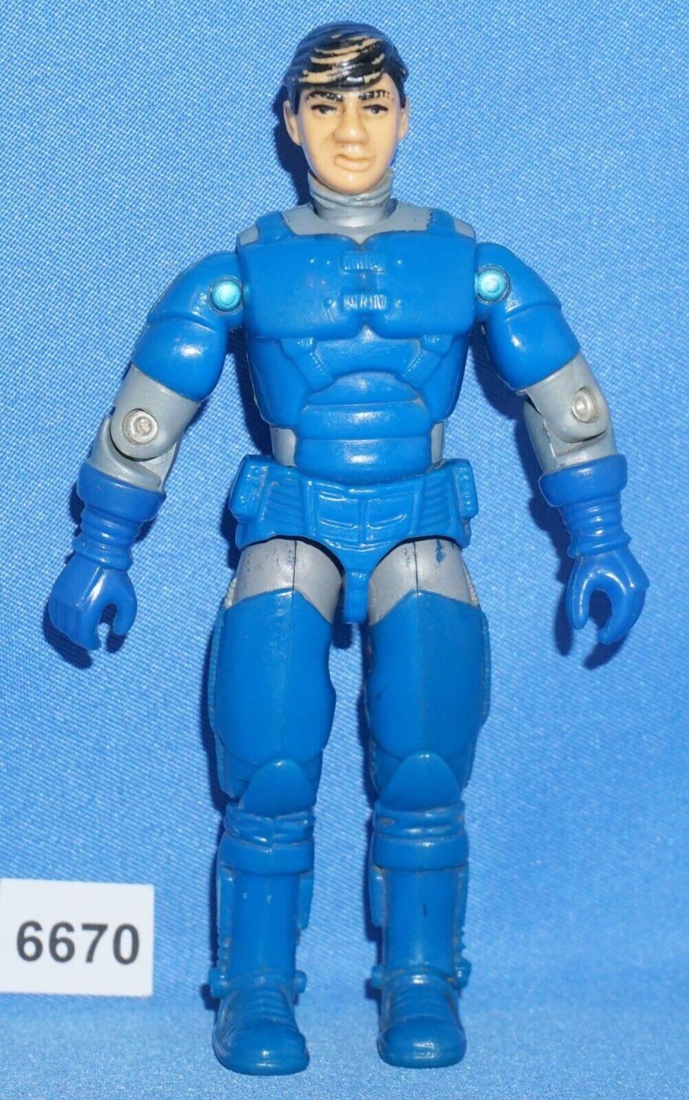 1994 GEARS Invention Technician G.I. Joe 3.75 inch Figure