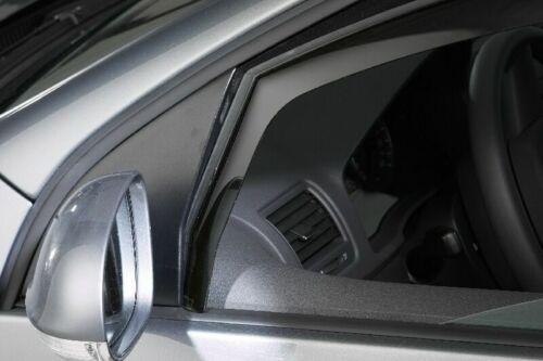 Climair Windabweiser Mercedes GLC Typ 204X Schwarz vorn mit ABE ab 2015 X253