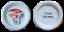 """WHITE PLASTIC PLATES  7/"""" 18cm 9/"""" 23cm PARTY FOOD PLATES DISPOSABLE PLASTIC PLATE"""