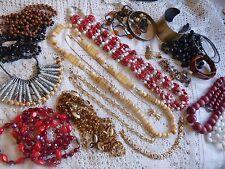 Lovely Huge Job Lot of Vintage 1950s/60s/70s/80s Costume Jewellery