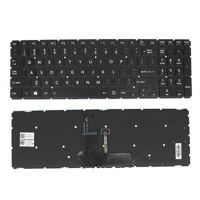 New for Toshiba Satellite P70-A P70T-A P70-B P70T-B Keyboard US UI Backlit