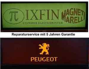 Fiat-Ulysse-Display-defekt-Reparatur-Bordcomputer-5-Jahre-Garantie
