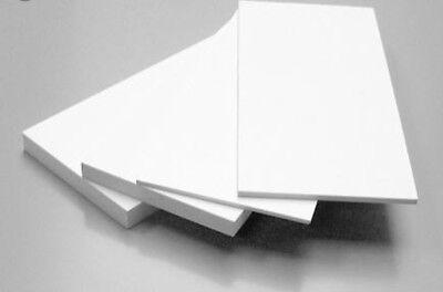 "WHITE MARINE BOARD 1//4/"" X 24/"" X 54/"" POLYMER HDPE SEA PLASTIC SHEET*"