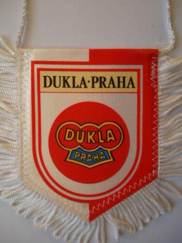 Wimpel Pennant Dukla Praha Prag 1910 # 8 x 10 cm