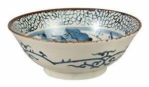 * Bloom Mino Old Teints Fleurs Et Oiseaux Ramen Bowl 60017-afficher Le Titre D'origine