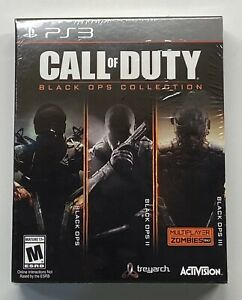 Call-Of-Duty-Black-Ops-Collection-PS3-Brand-New-Sealed-PlayStation-3-READ-DES
