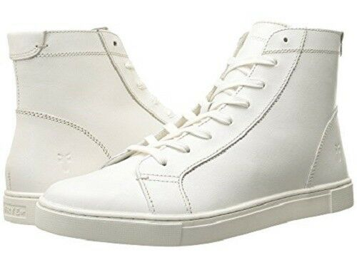 Brand Brand Brand New Frye Donna  Gemma High bianca scarpe da ginnastica Sz 10M 68d298