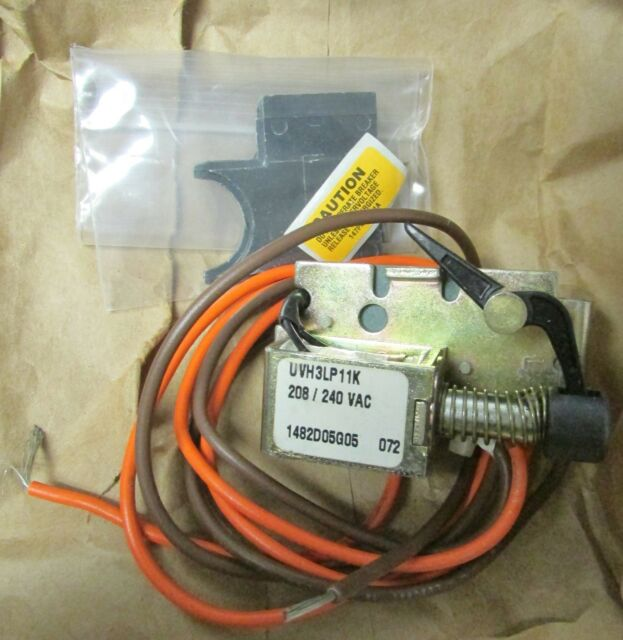 Certified Reconditioned Eaton Cutler-Hammer UVH1RP08K