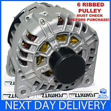 RENAULT CLIO MEGANE & KANGOO 1.5 DCI DIESEL 125AMP ALTERNATOR 2003-ON